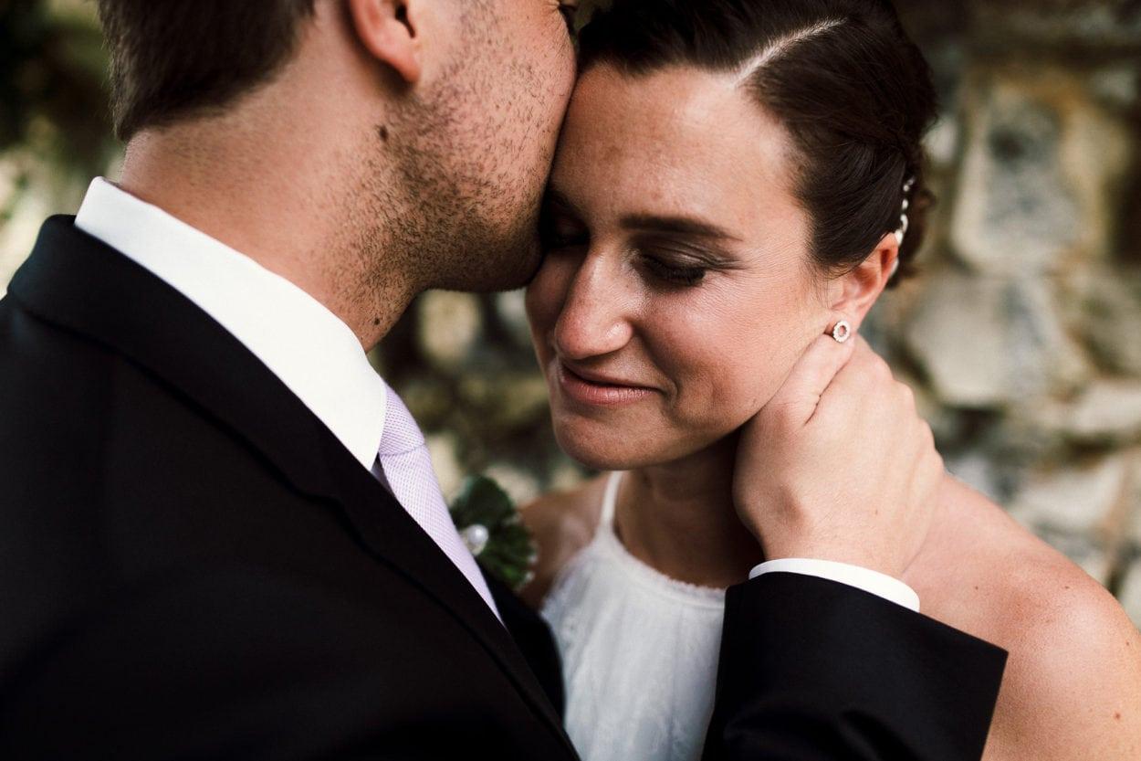 gefühlvolle Hochzeitsfotografie in Bielefeld
