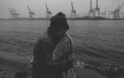 The Heart Project - Hamburg, Schietwetter und Star Wars