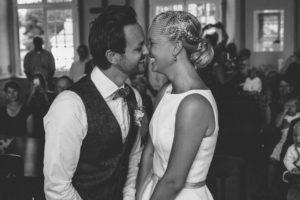 emotionale Hochzeit im Kapitelsaal Clarholz
