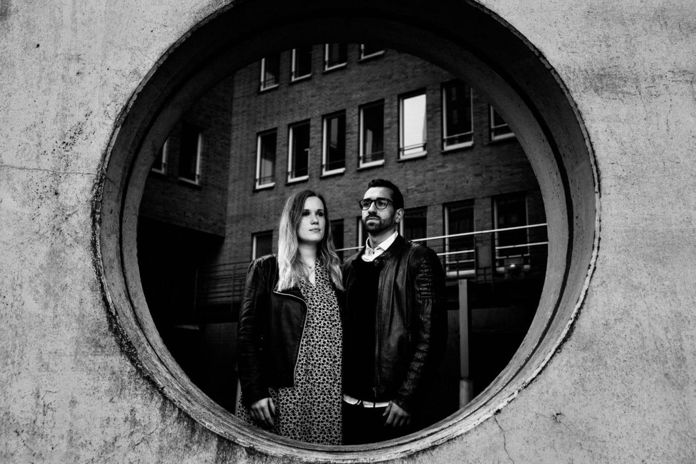 kreative Paarfotografie in Hamburg