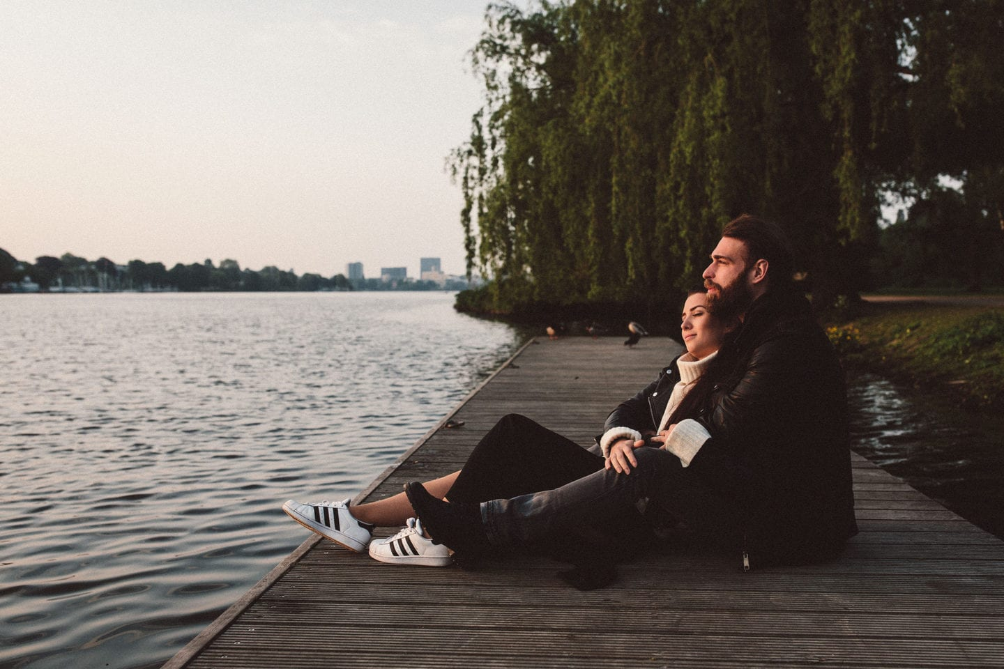 Couple Shooting Alster