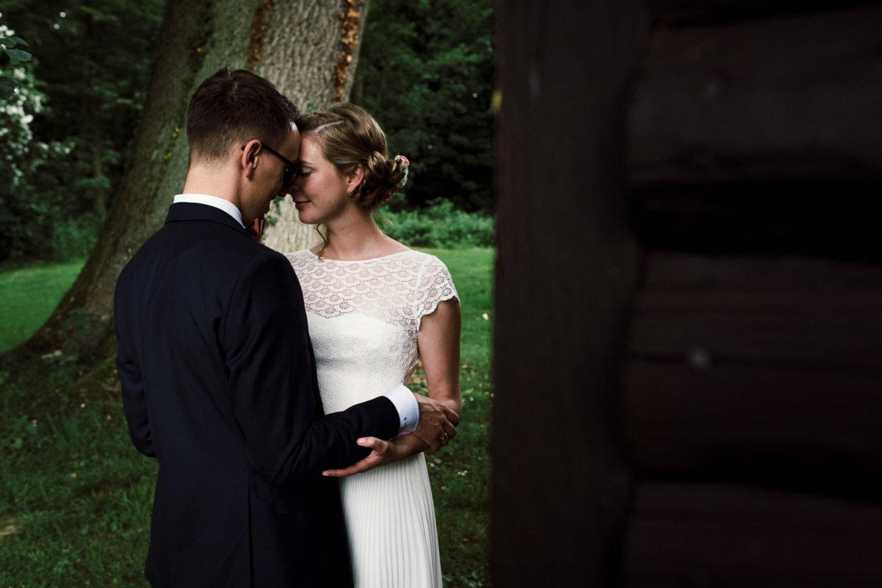 kreative Hochzeitsfotografie auf dem Gut Eckendorf